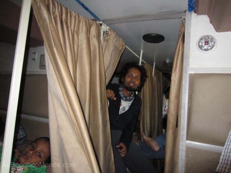 Inde - Bus Mumbai