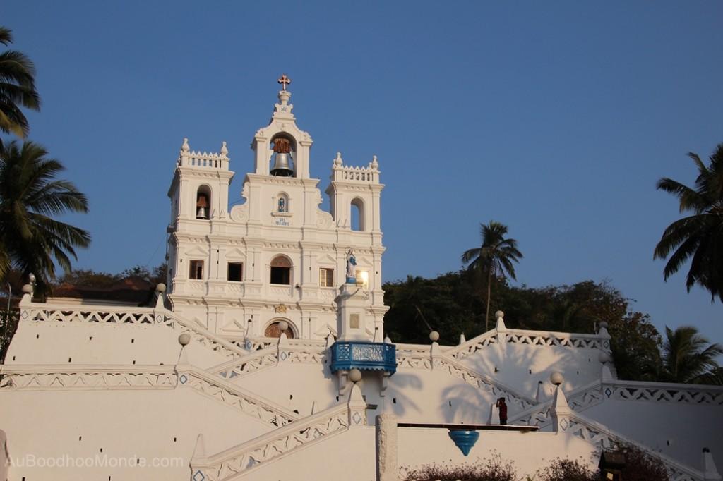 Inde - Eglise Panjim