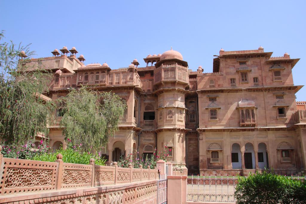 Inde - Bikaner Fort Junagarh