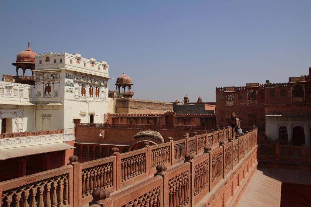 Inde - Bikaner palais