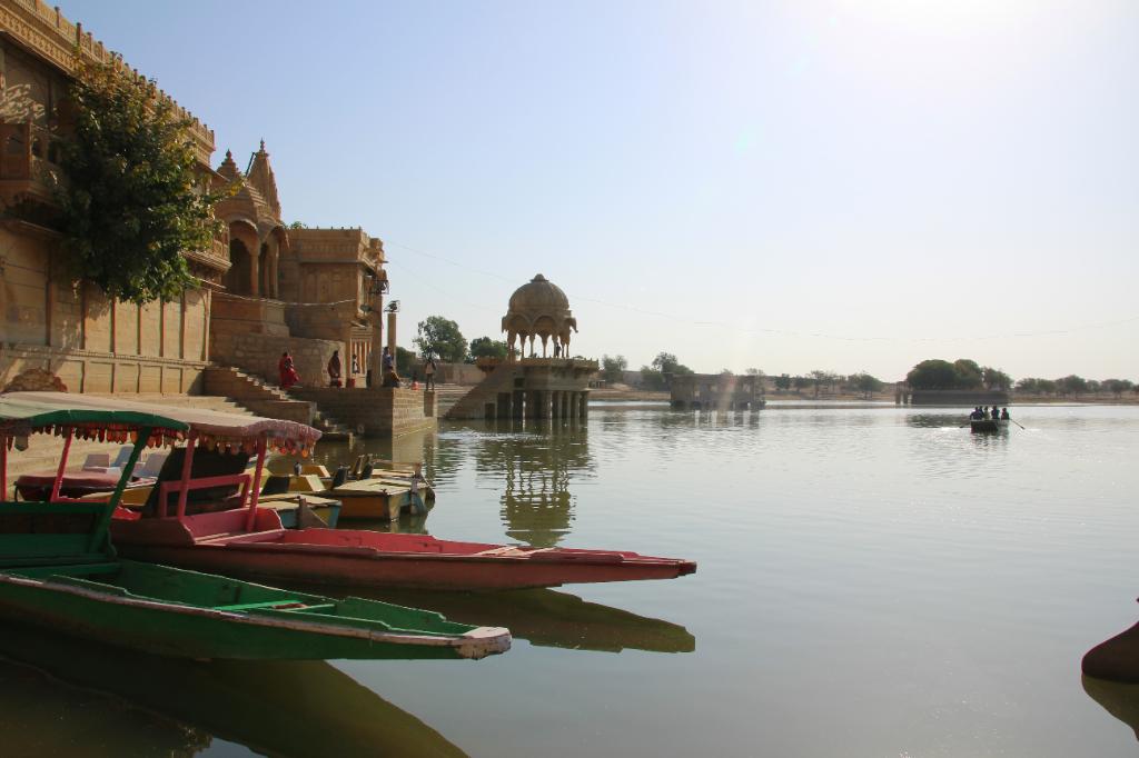 Inde - Jaisalmer Gadi Sagar