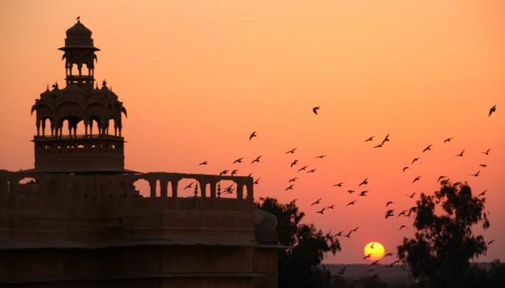 Rajasthan I – Bikaner, le désert du Thar et Jaisalmer