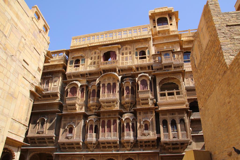 Inde - Jaisalmer Patwa