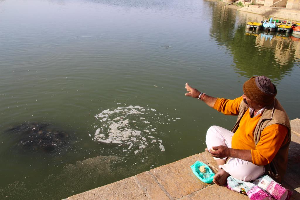 Inde - Jaisalmer lac