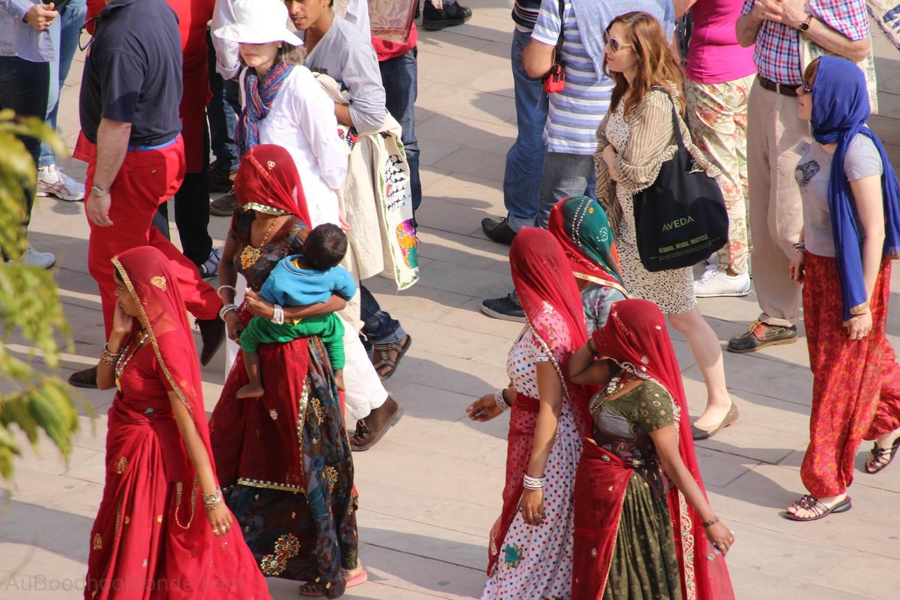 Inde - Rajasthan - Femmes