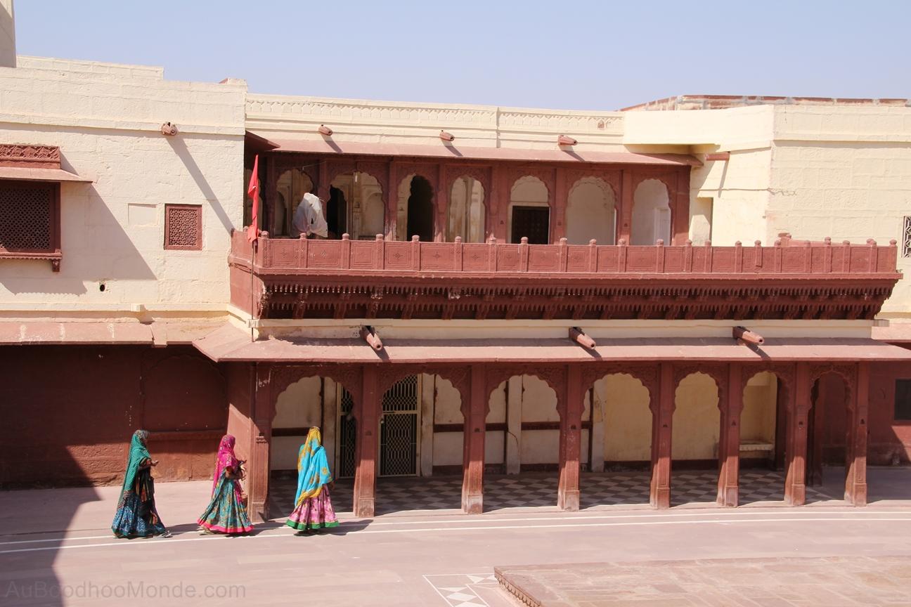 Inde - Rajasthan - Fort Pokran