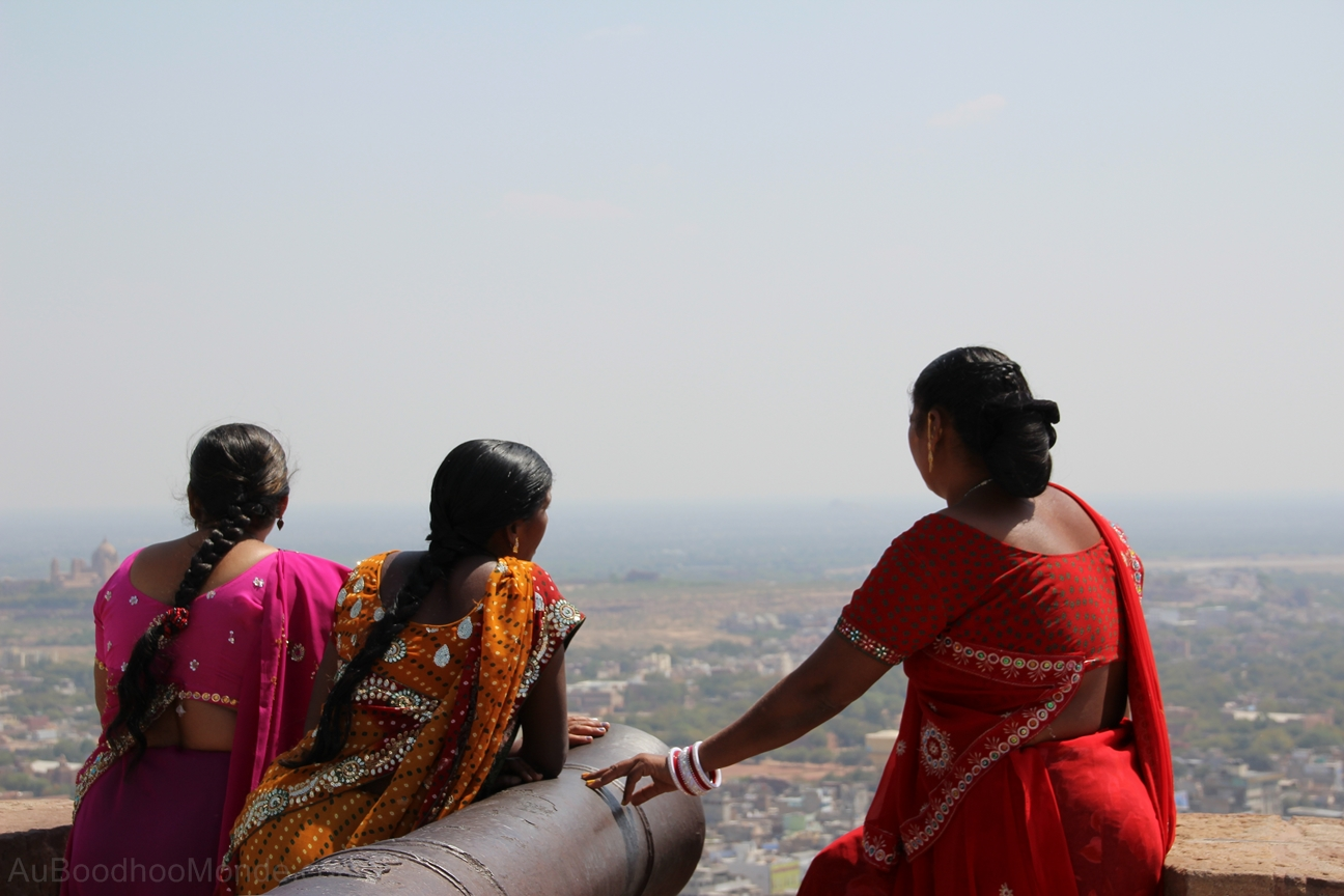 Inde - Rajasthan - Indiennes