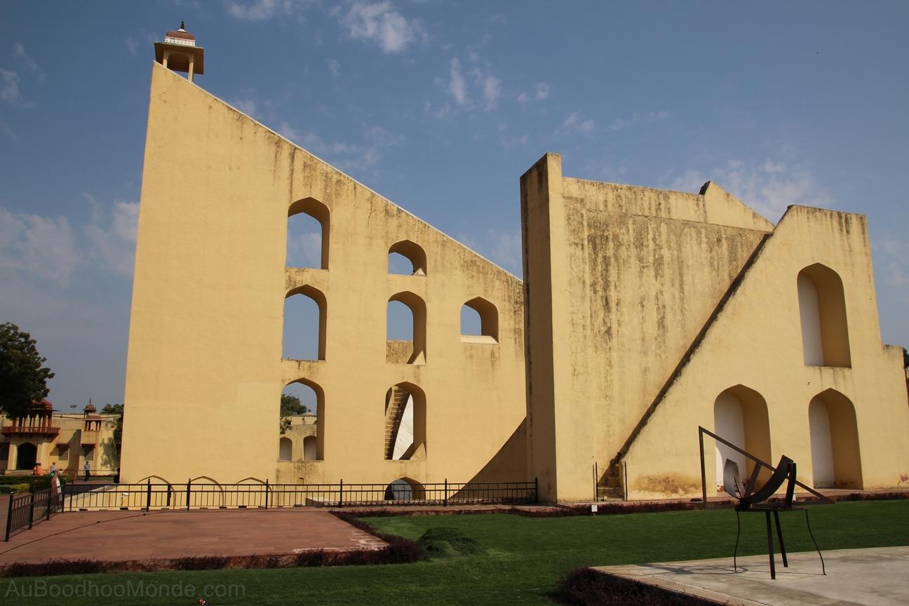 Inde - Rajasthan - Jaipur - Jantar Mantar