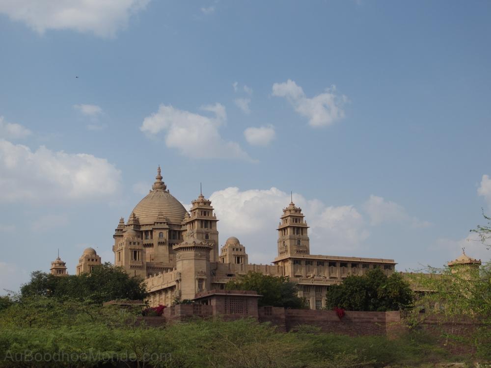 Inde - Rajasthan - Jodhpur - Umaid Bhawan Palace
