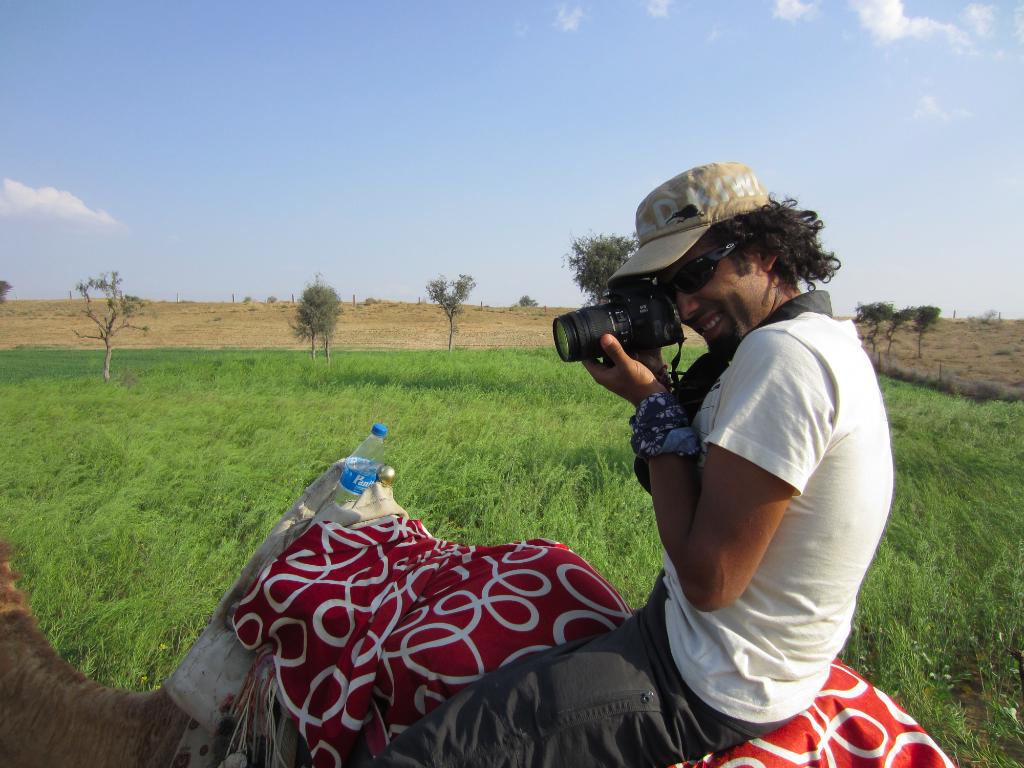 Inde - Thar photographe voyage