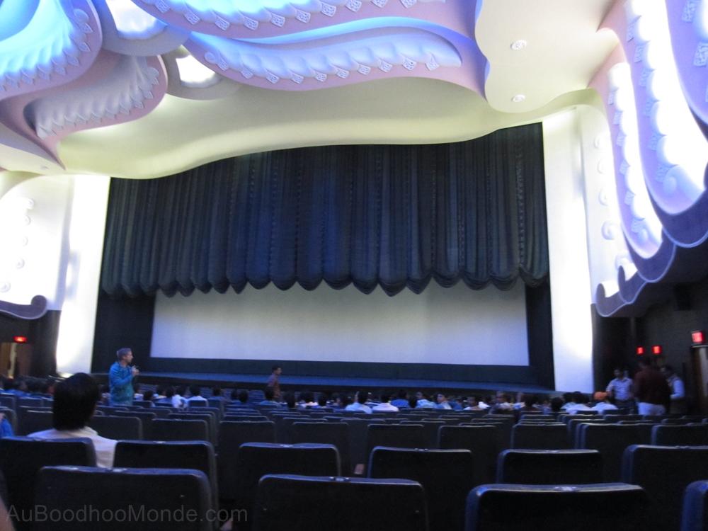 Inde - Rajasthan - Jaipur cinema