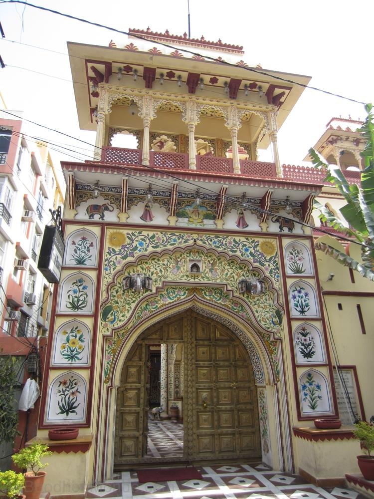 Inde - Rajasthan Jaipur hotel