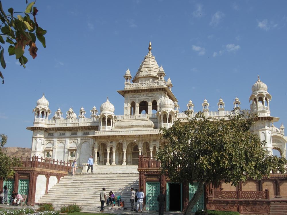 Inde - Rajasthan - Jodhpur - Cenotaphe