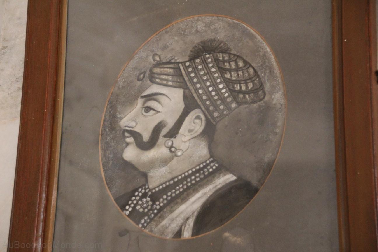 Inde - Rajasthan - Maharajah