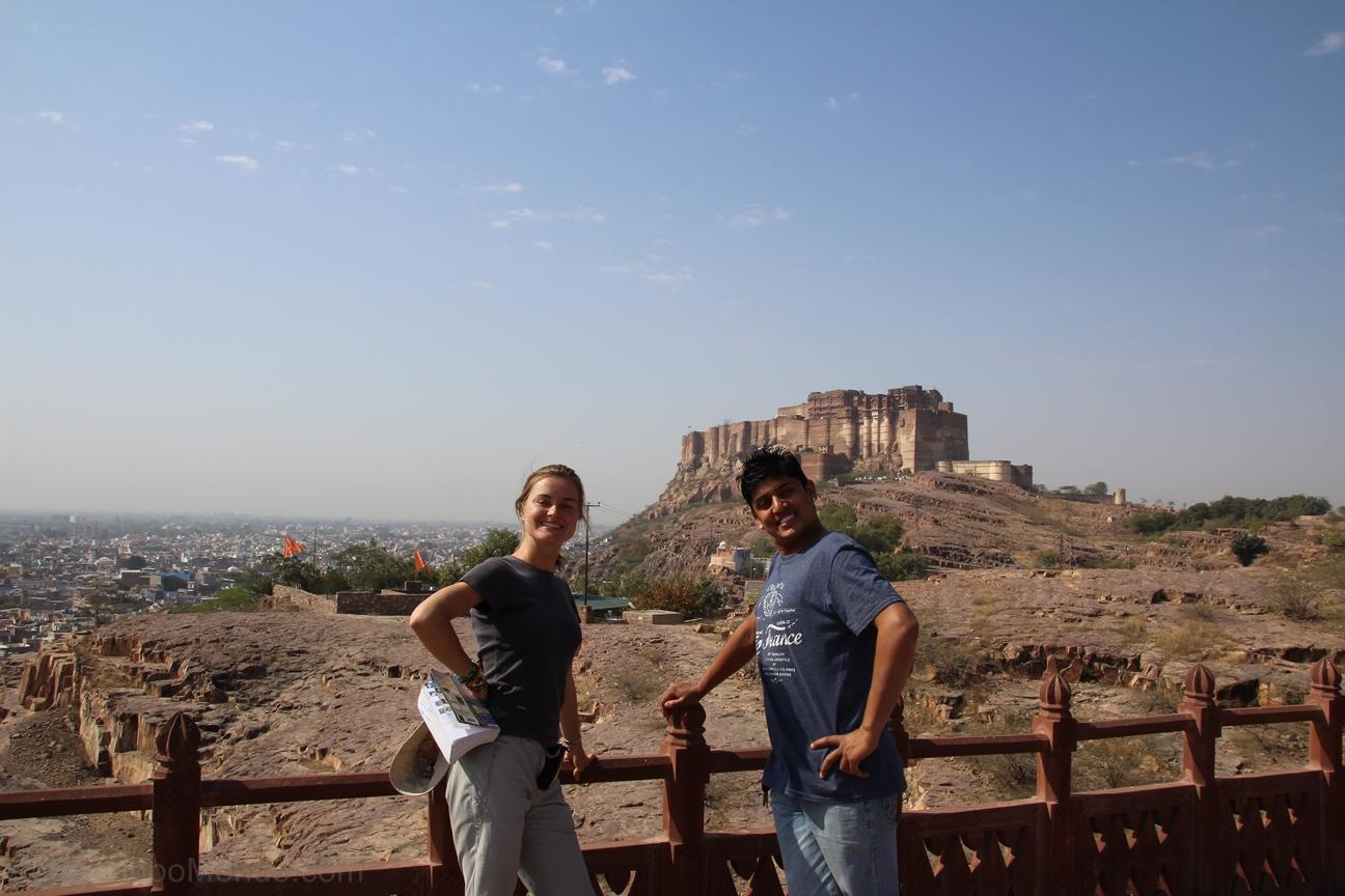 Inde - Rajasthan - Marwar - Amit