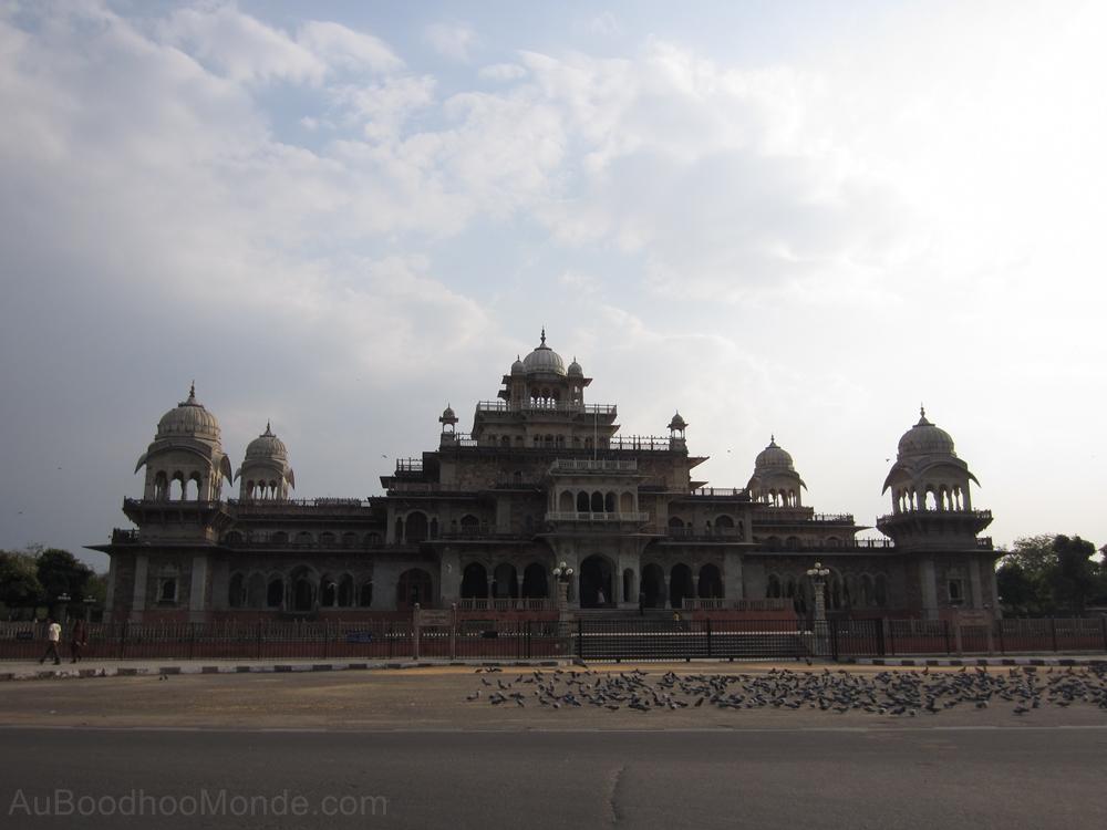 Inde - Rajasthan - Musee Albert Hall