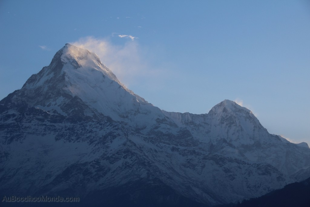 Annapurna South et Hiunchuli