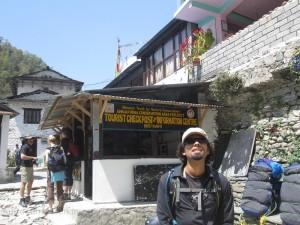 Fin trek Ghorepani Poon Hill