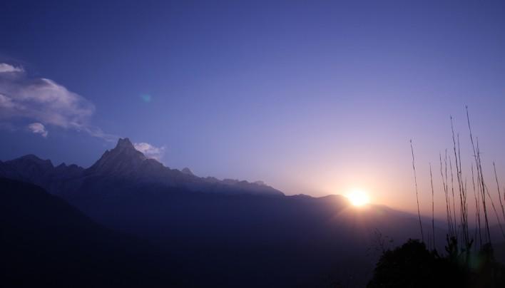 Trek de Ghorepani Poon Hill au Népal