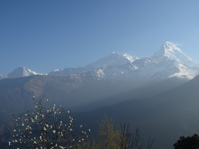 From Ghorepani to Gandruk