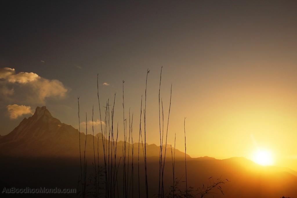 Lever de Soleil Macchapucchre