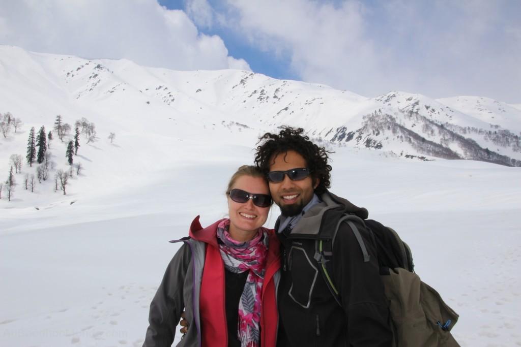 Cachemire Tour du monde