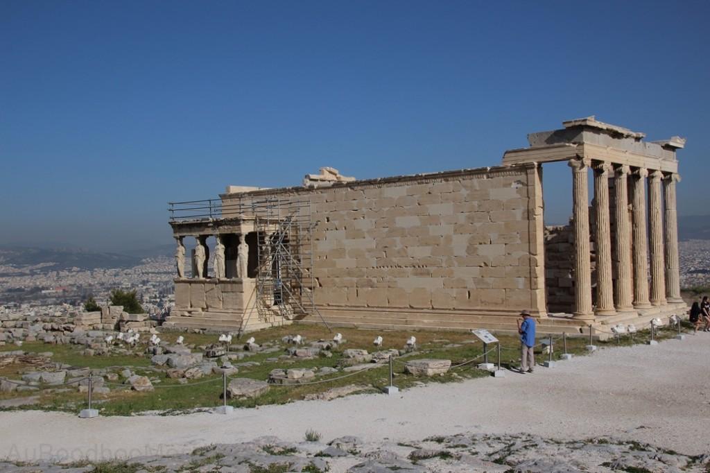 Grece - Athenes - Erechtheion