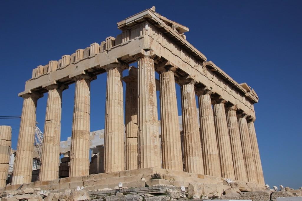 Grece - Athenes - Parthenon