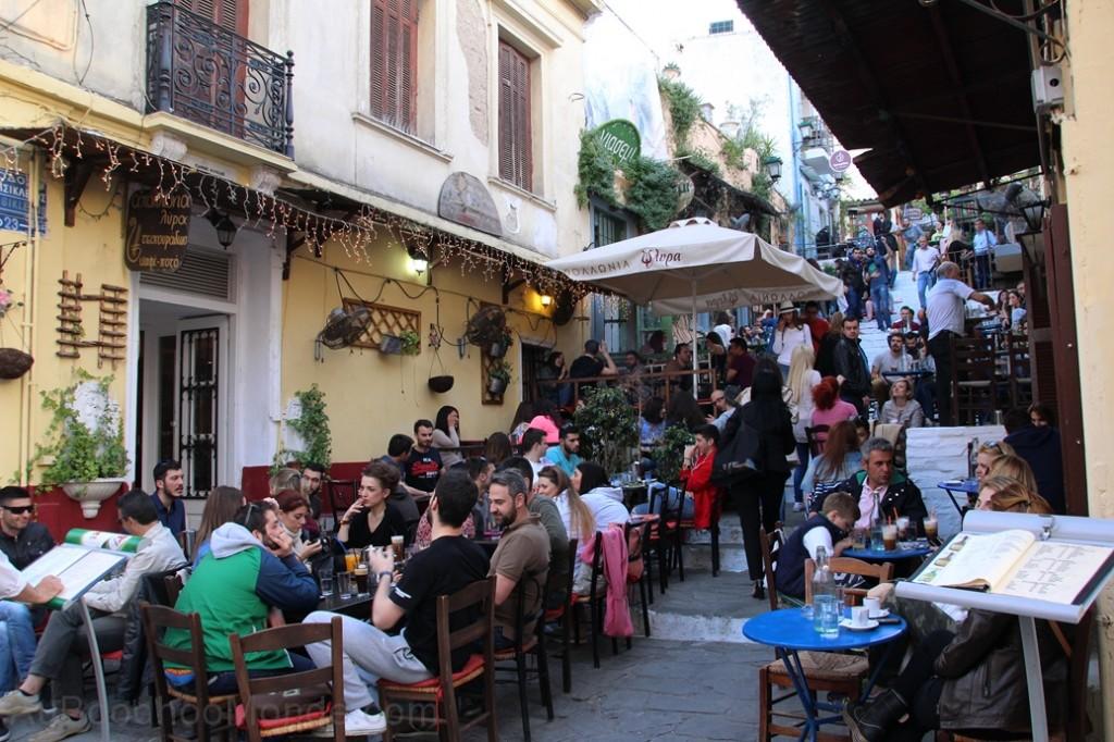 Grece - Athenes - Plaka