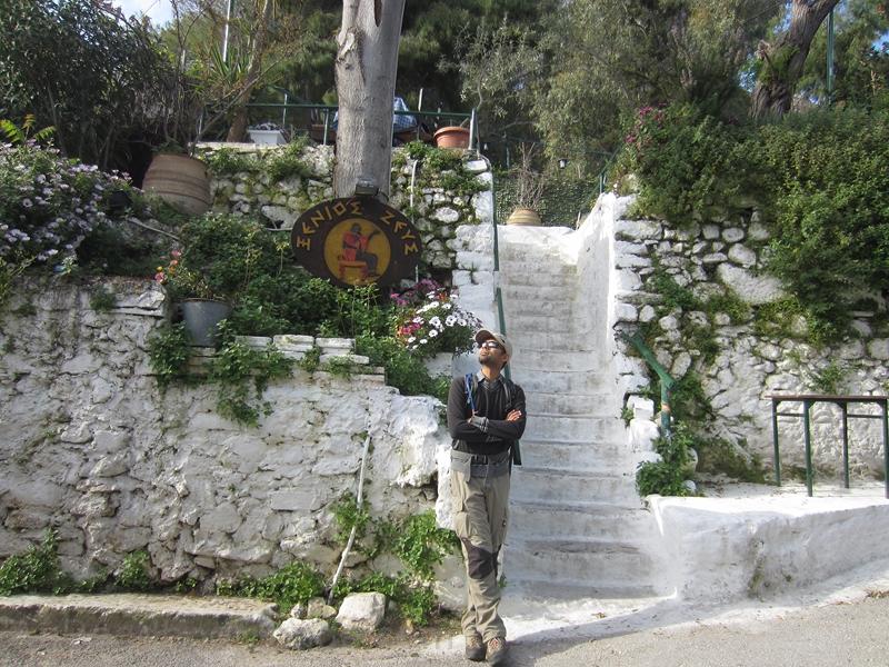 Grece - Athenes - quartier Plaka