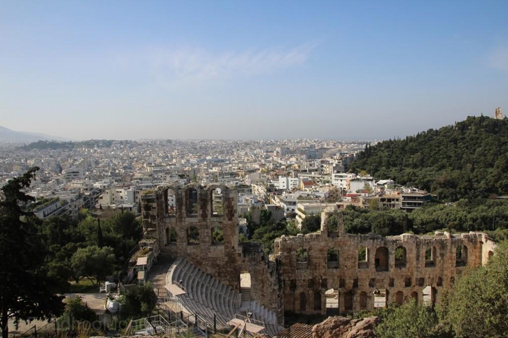Grece - Athenes - ville
