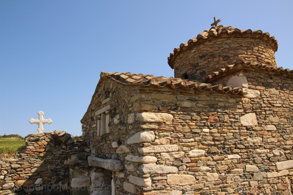 Grece - Naxos - Agios Nikolaos