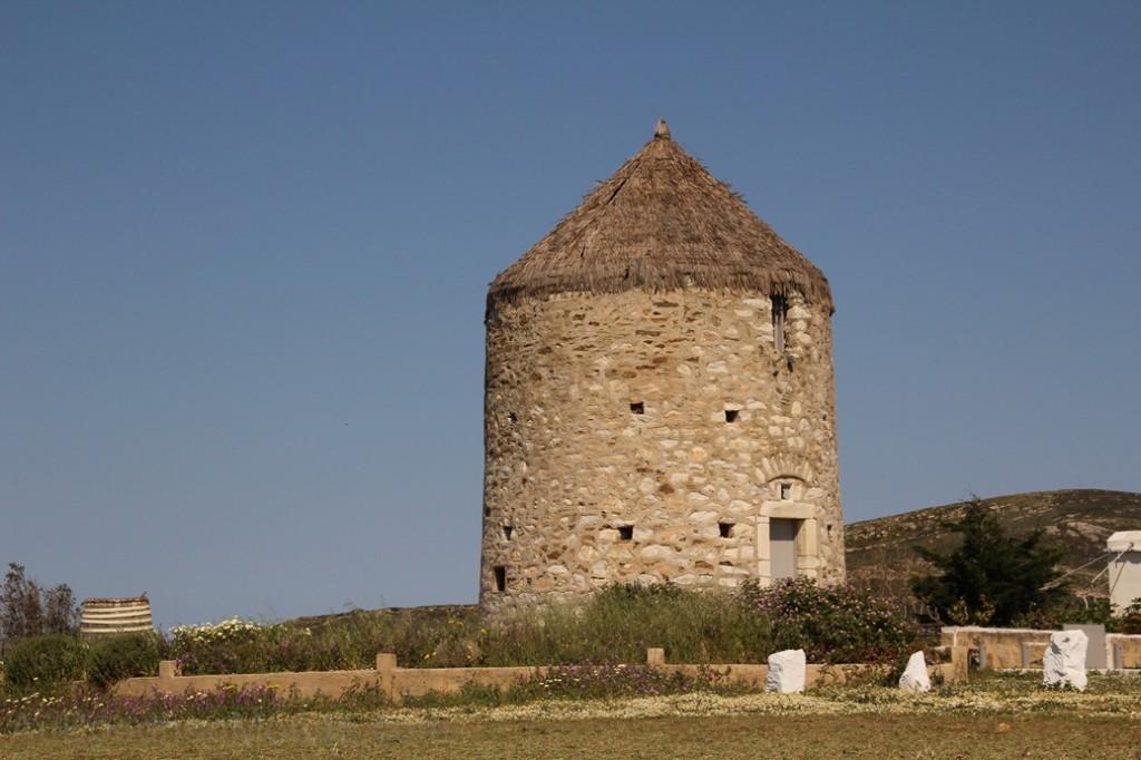Grece - Naxos - Ano Sagri
