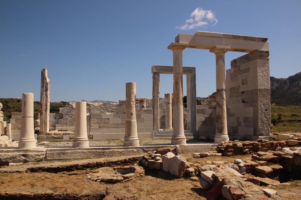 Grece - Naxos - Demeter