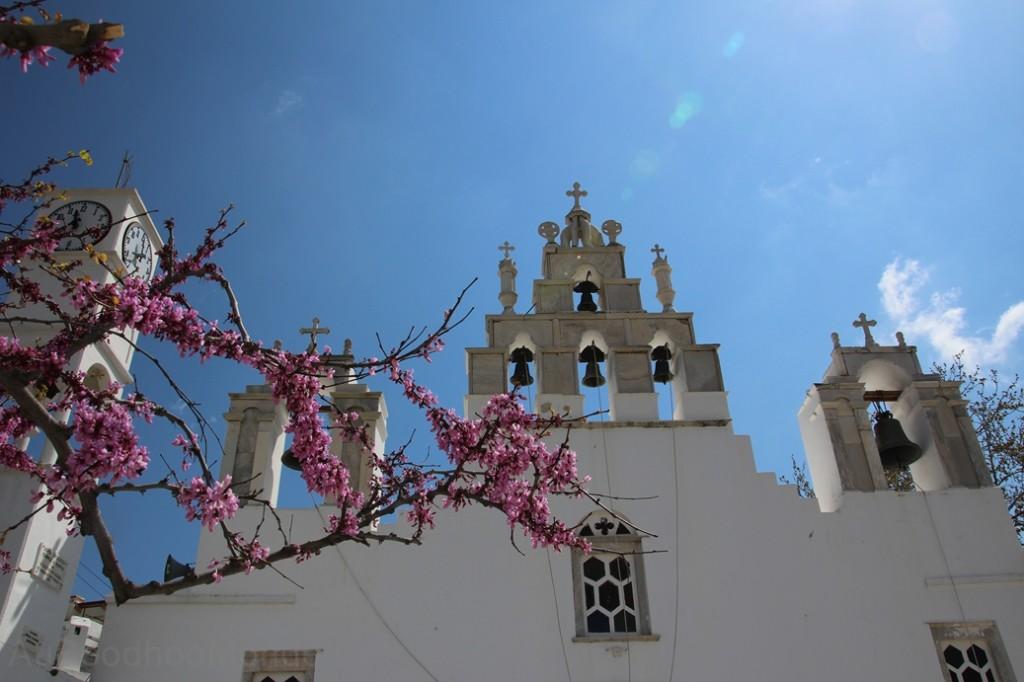 Grece - Naxos - Eglise