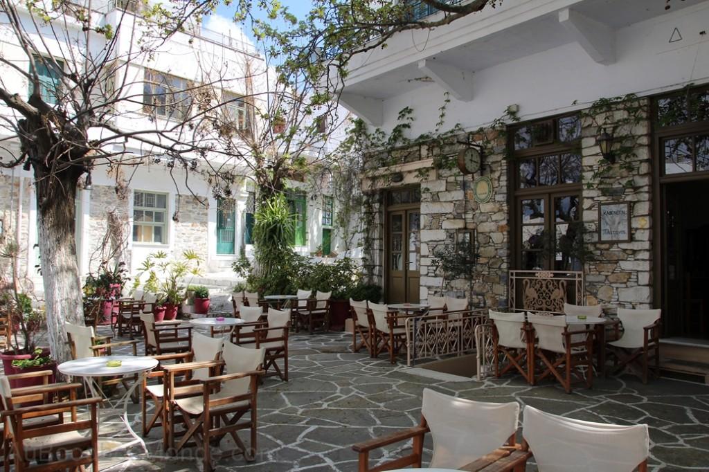 Grece - Naxos - Filoti