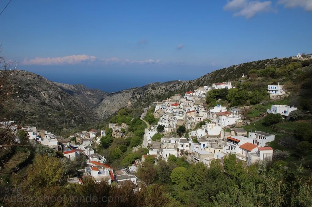 Grece - Naxos - Koronos