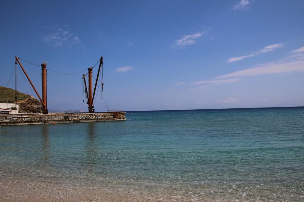 Grece - Naxos - Moutsouna