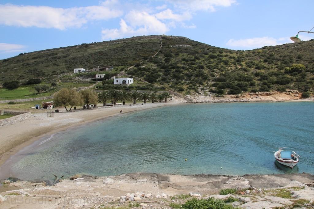 Grece - Naxos - Panermos