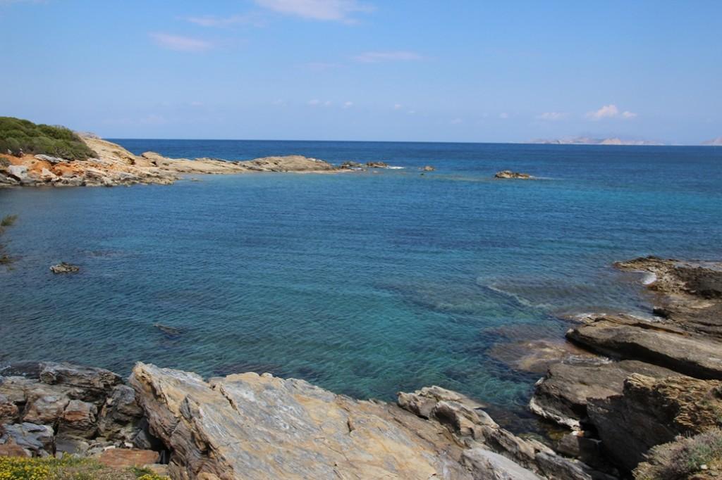 Grece - Naxos - Plage est