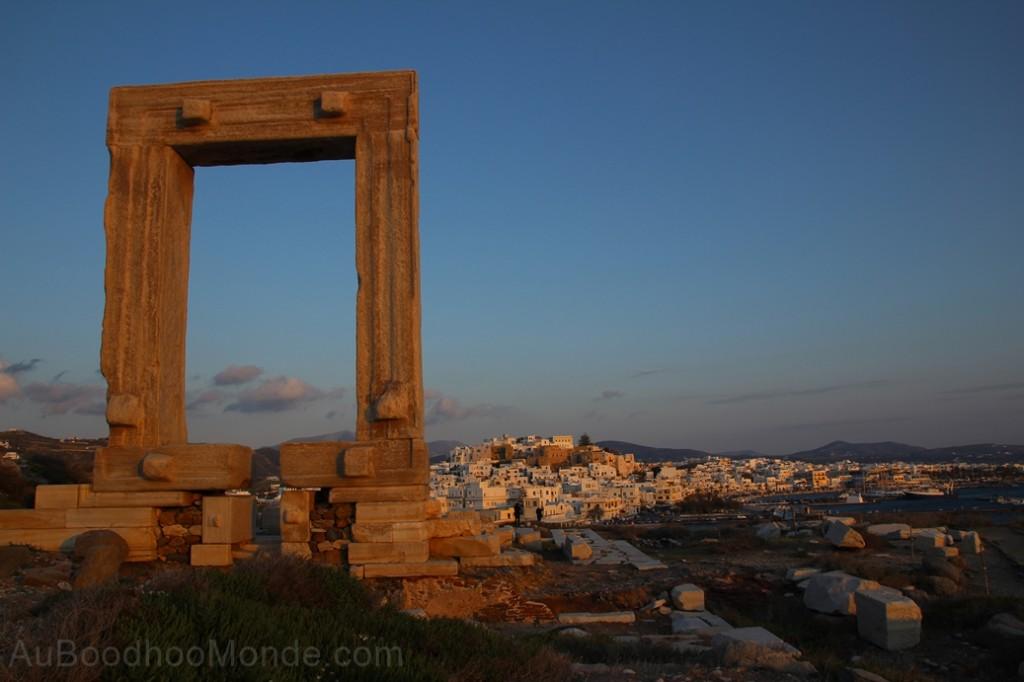 Grece - Naxos - Portara