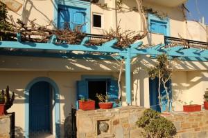 Grece - Naxos - chez Rena