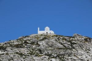 Grece - Naxos - eglise byzantine