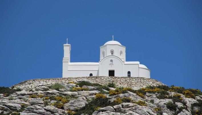 Les Cyclades: que faire à Naxos?
