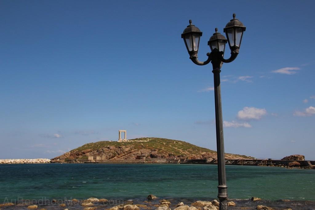 Grece - Naxos - ile Palatia