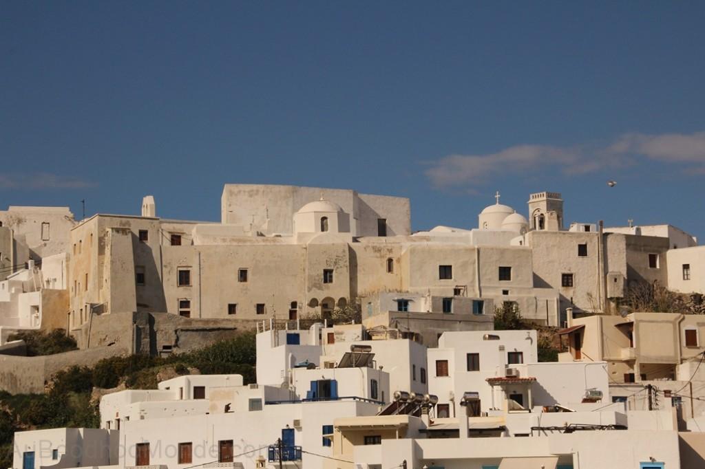 Grece - Naxos - kastro venitien