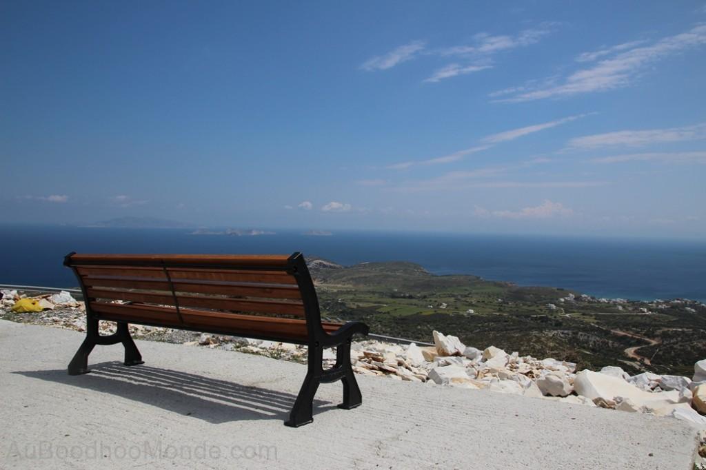 Grece - Naxos - paysage