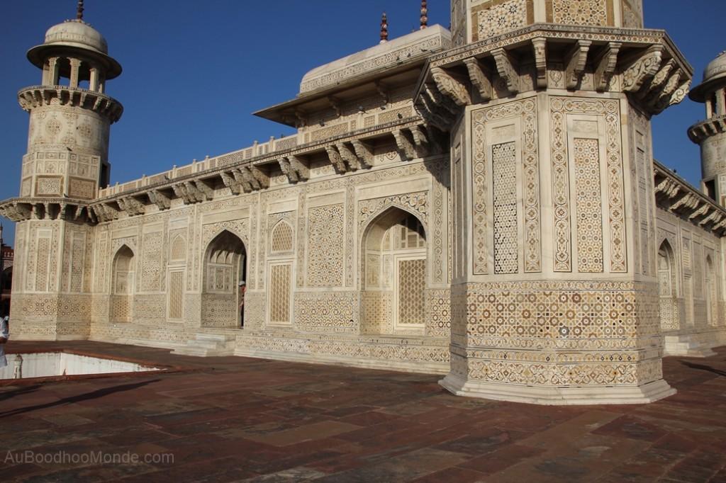 Inde - Baby Taj