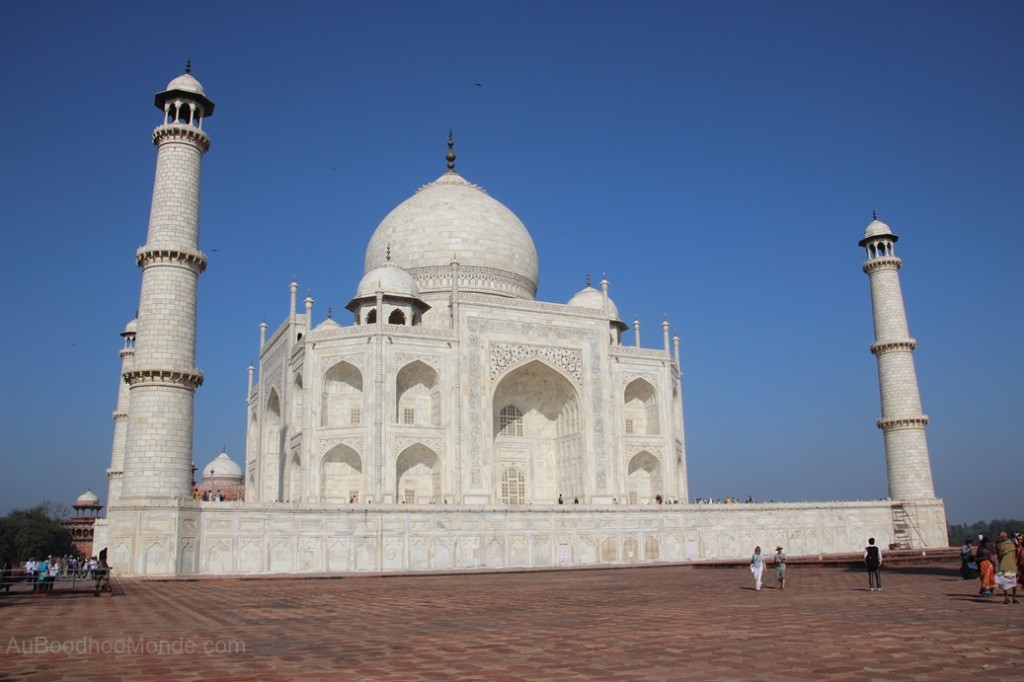 Inde - Photo Taj Mahal