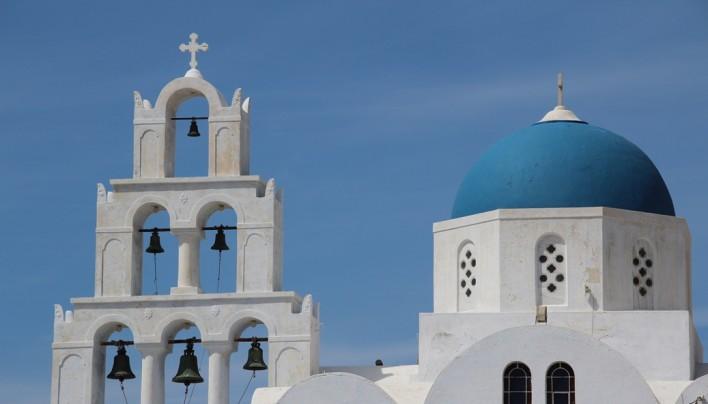 Les Cyclades : Echappée à Santorin